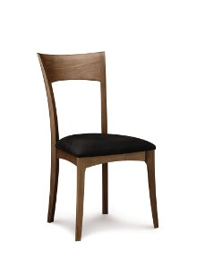 Ingrid Sidechair in Walnut
