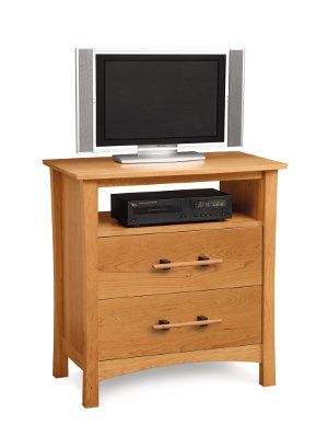 Monterey 2 Drawer + TV Organizer