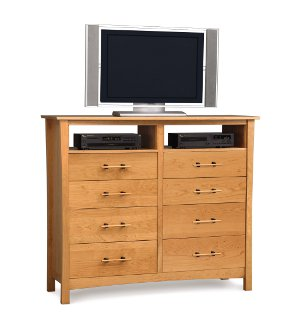 Monterey 8 Drawer + TV Organizer