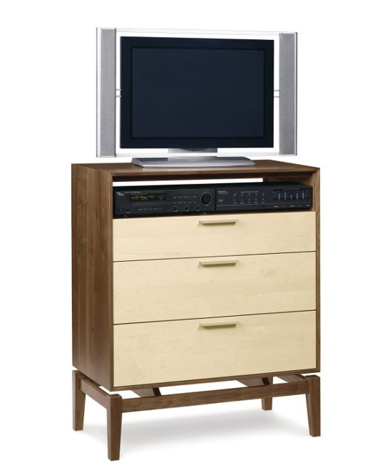 SoHo 3 Drawer + TV Organizer