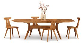 Dining Rooms-solid hardwood dining room furniture