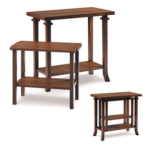 Coonley Nesting End Table