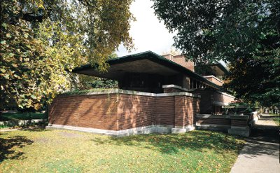 Frank Lloyd Wright : The Frederick Robie House