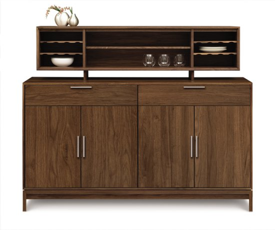 Kyoto 2 Drawers over 4 Door Buffet and Hutch
